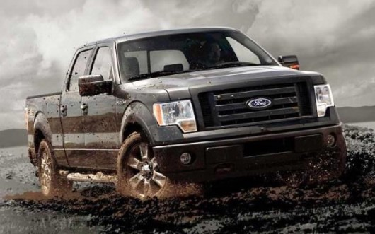 pickup truck adventures | ford ropes in the 'truck of texas' title