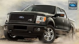 Toby Keith 2012 Ford F150 Sweepstakes