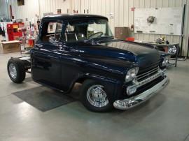 Captain Bruce Hays Truck